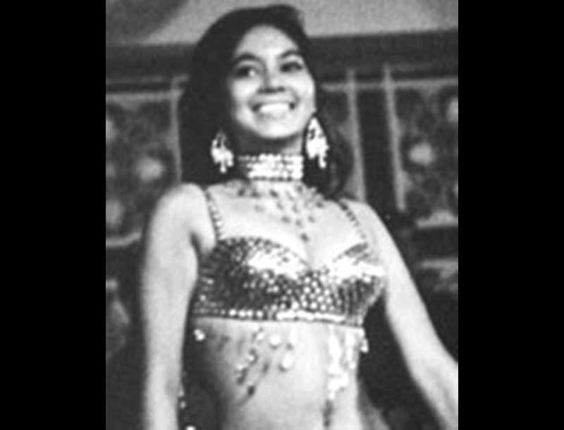 Miss Shefali, the Queen of Cabaret
