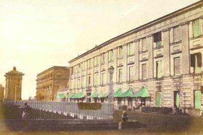 Spences Hotel calcutta