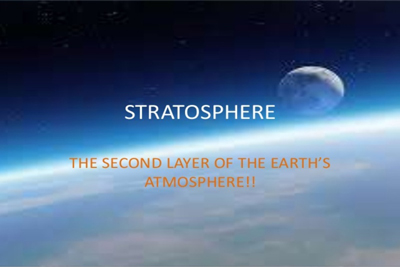 Stratosphere Geography