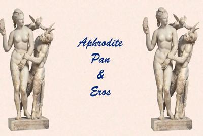 Aphrodite Pan Eros