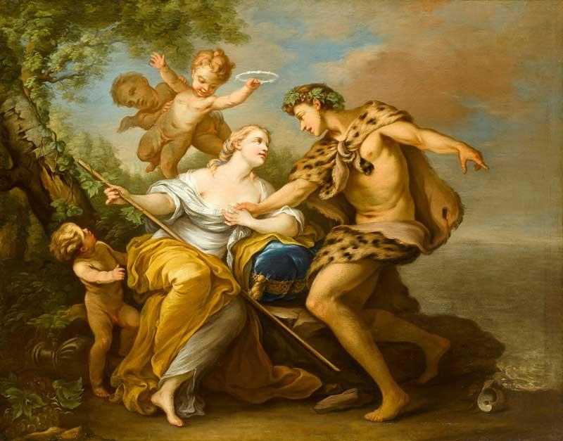 Carle van Loo (France 1705 - 1765)