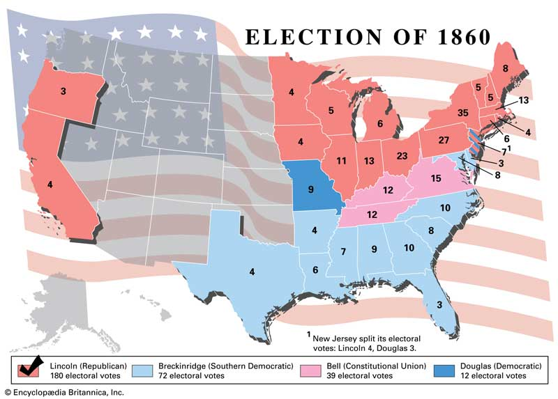 election 1860 US