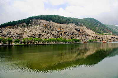 Longmen Grottoes China