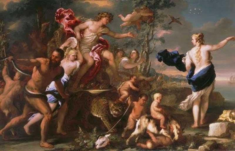 Luca Giordano (Italy 1634 - 1705)