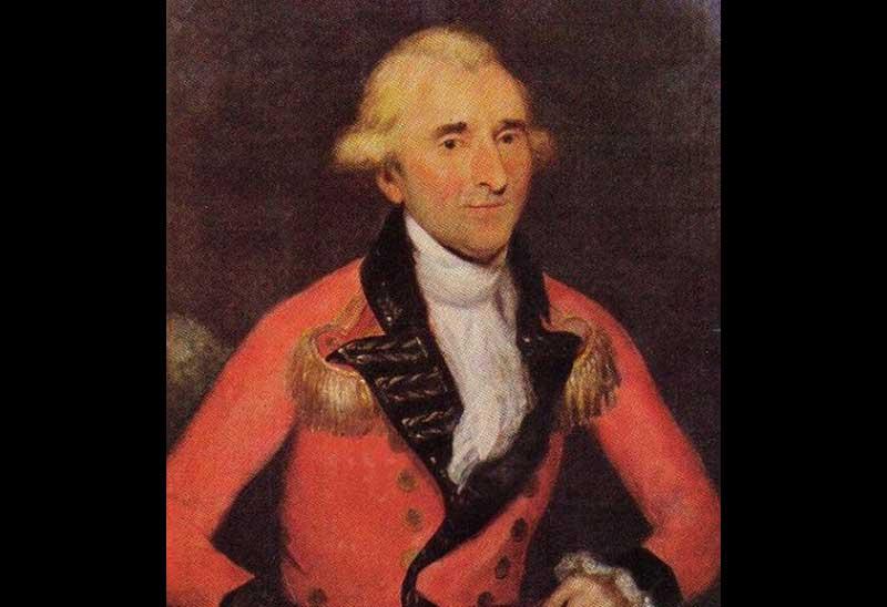 Major General Claude Martin
