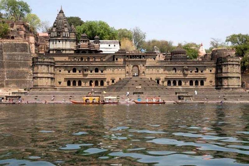 A Jain Temple in Mandu