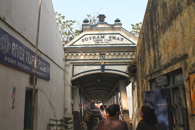 Outram Ghat calcutta