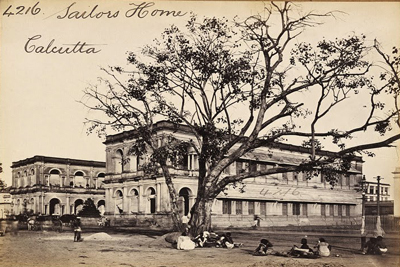 Sailor Home Calcutta