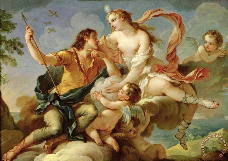 Charles Joseph Natoire (France 1700-1777)