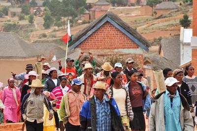 Famadihana, Madagascar Traditions