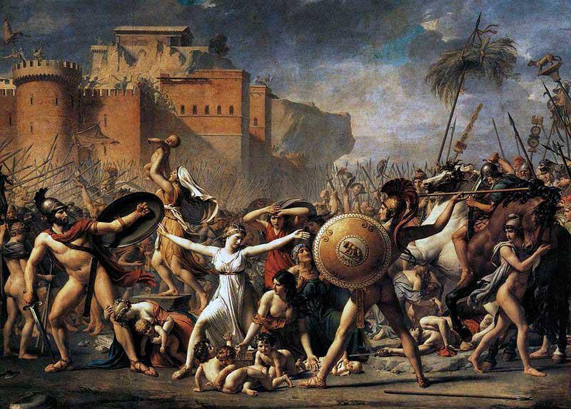 Jacques-Louis David (France 1748-1825)