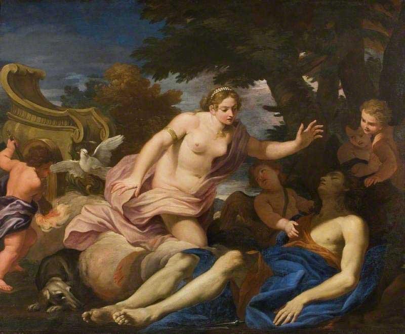 Lodovico Gimignani (Italy 1643 - 1697)