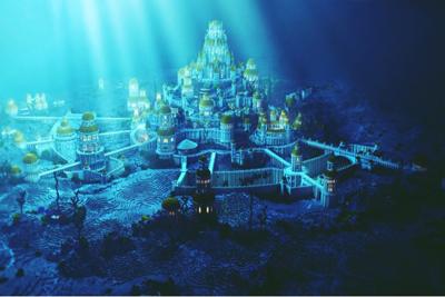 Lost under Sea