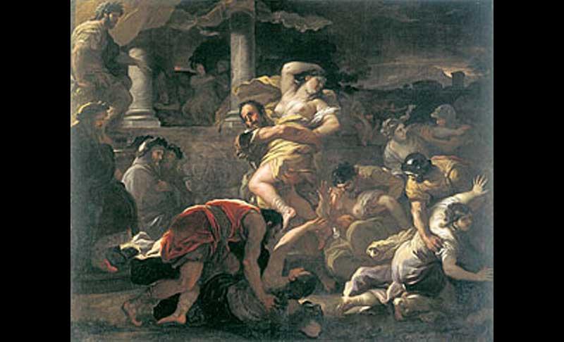 Luca Giordano (Italy 1734-1805)