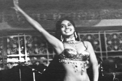 Bengali Cabaret Dancer