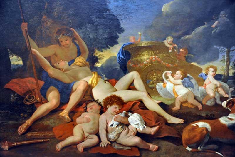Nicolas Poussin (France 1594-1665)