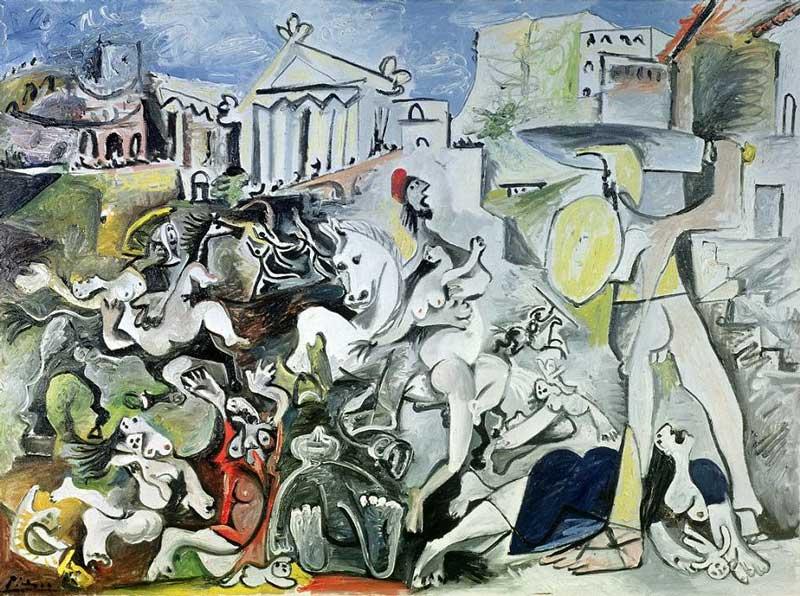 Pablo Picasso (Spain 1881-1973)