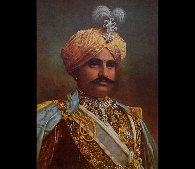 Sir Chamarajendra Wadiyar Bahadur