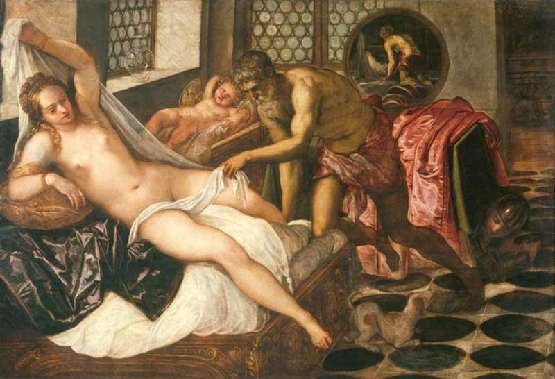 Jacopo Robusti Tintoretto (Italy 1518-1594)