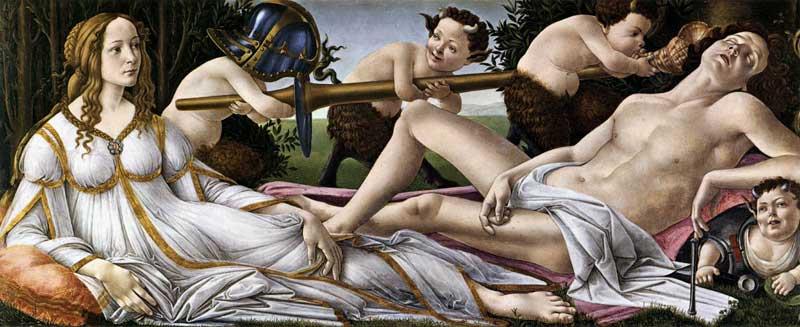 Sandro Botticelli (Italy 1445-1510)