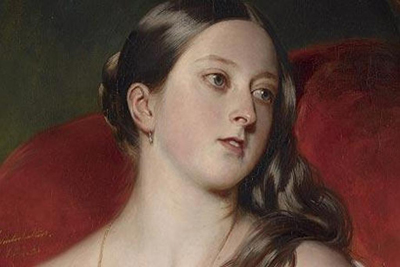 Portrait Queen Victoria