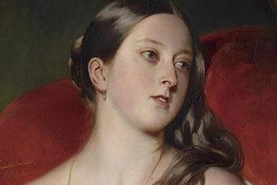 Portrait Queen Victoria