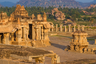 Vijaynagar Hampi India