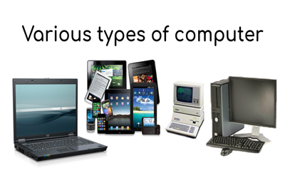 Types computers