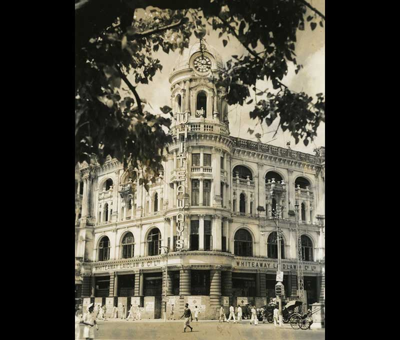 Whiteaway, Laidlaw Building - old photograph
