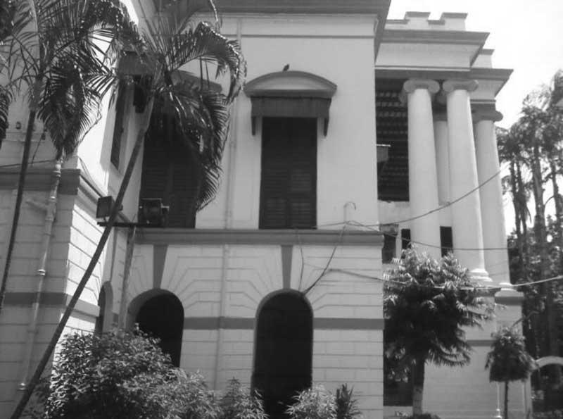 bishops house, calcutta