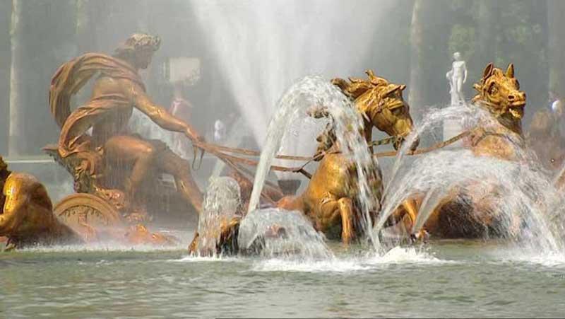Fountain Of Apollo Versailles France