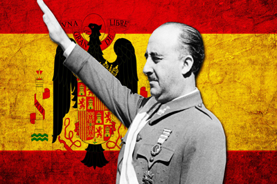 General Francisco Franco Spain