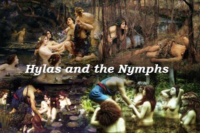 Hylas Nymphs