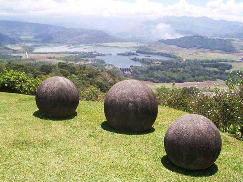 Stone Spheres Costarica