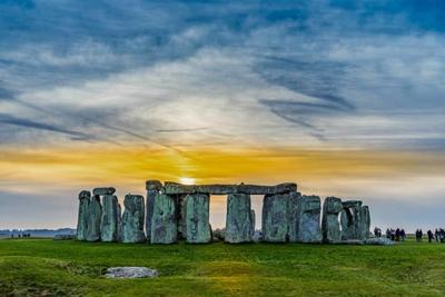 Stonehenge UK Mysterious Heritage
