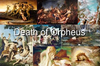 Death Orpheus