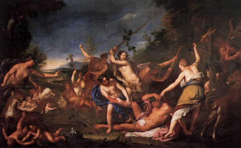 Gregorio Lazzarin (Italy 1657-1730)