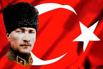 Mustafa Kemal Ataturk Turkey