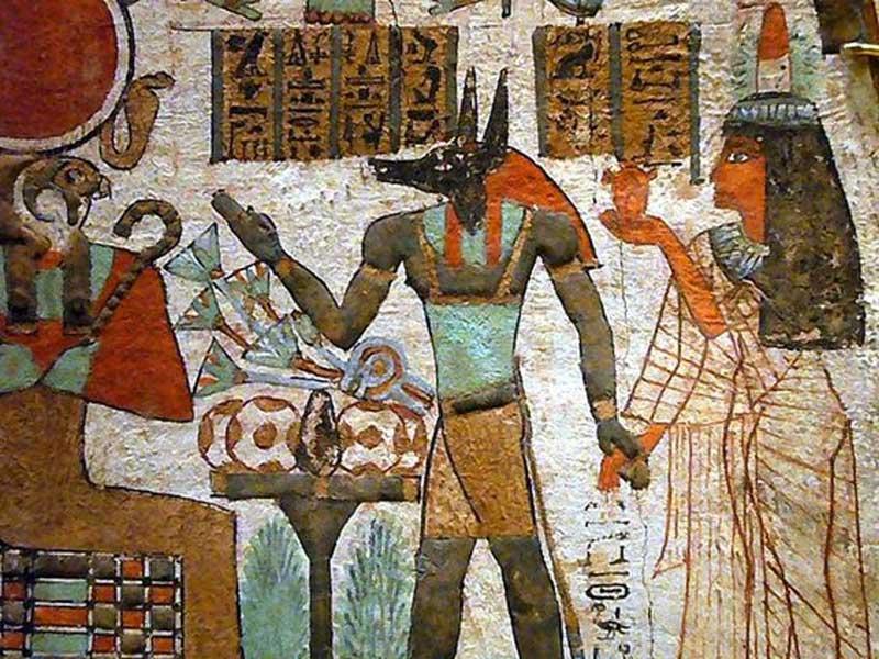 Anubis of Egypt