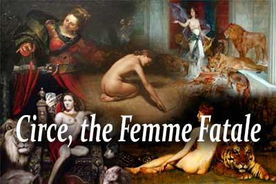 Circe Femme fatale