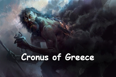 Cronus of Greece