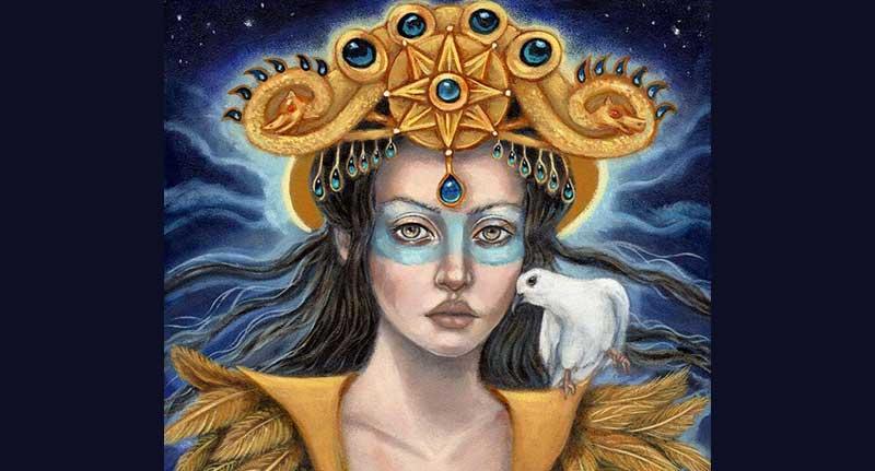 Ishtar Of Mesopotamia