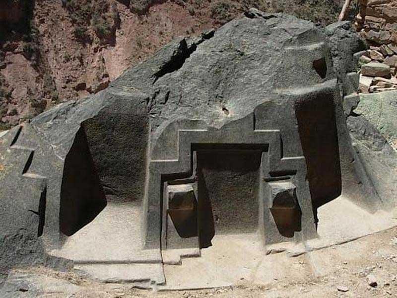 Sayhuite Monolith Peru