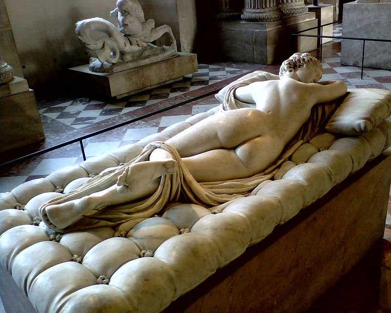 Sleeping Hermaphrod