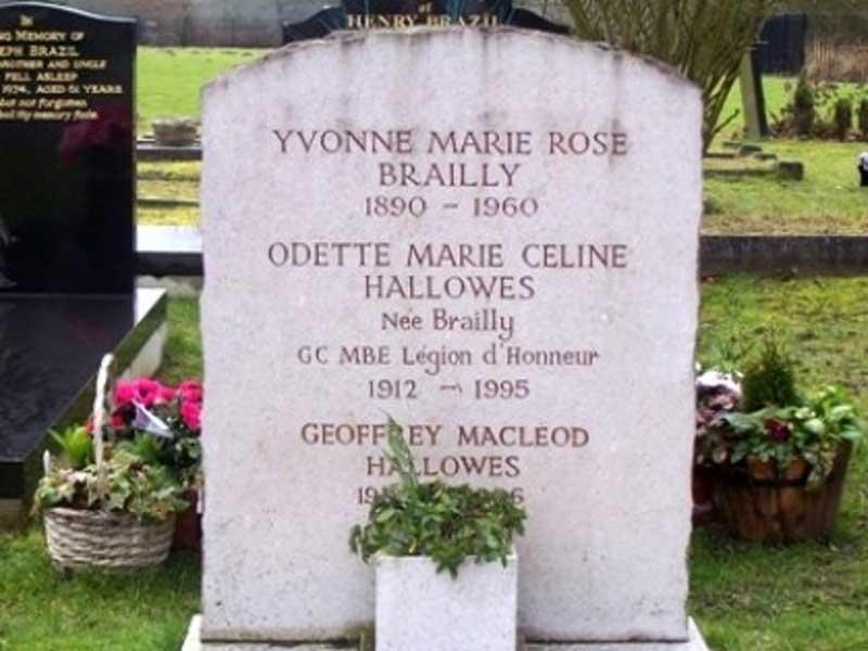 Odette Marie Celine Brailly