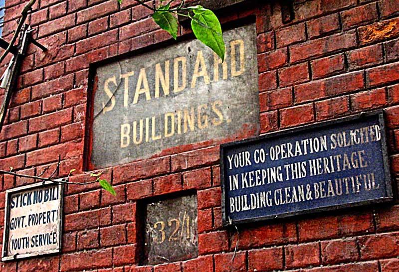 standard life assurance building