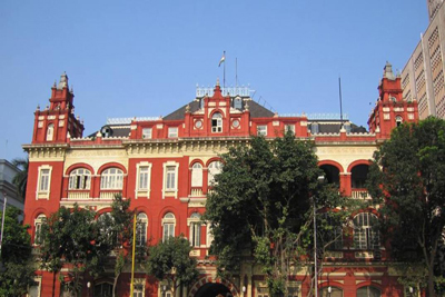 Collectorate Building Heritage calcutta