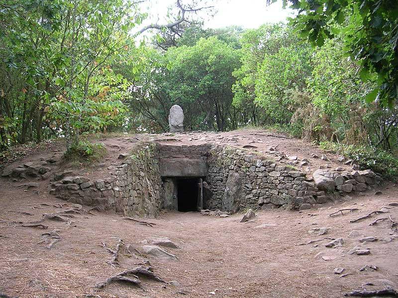 Dolmen of Kercado