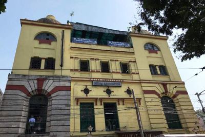 Indian Association Hall Calcutta