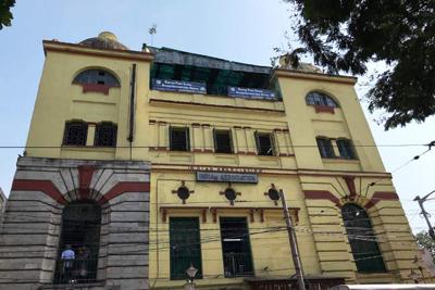 Indian Association Hall Calcutta